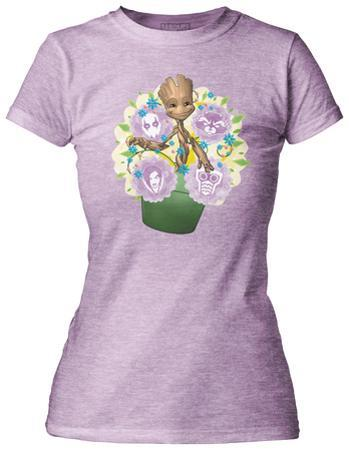 Women's: Marvel: Guardians of the Galaxy- Groot & Friends