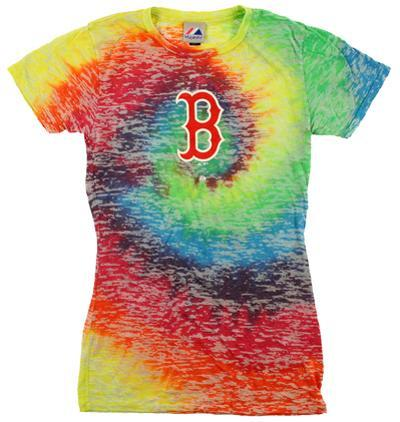 Women's: MLB: Red Sox Burnout