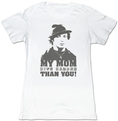 Women's: Rocky - My Mom Hits Harder