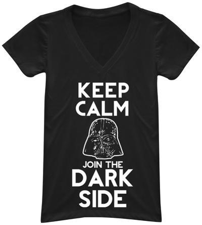 Women's: Star Wars- Join the Dark Side V-Neck