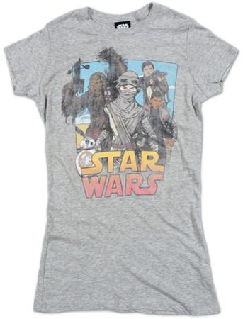 Women's: Star Wars The Force Awakens- Leading Lady