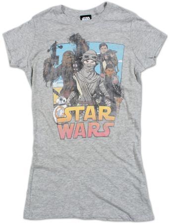 Women's: Star Wars The Force Awakens- Leading Lady