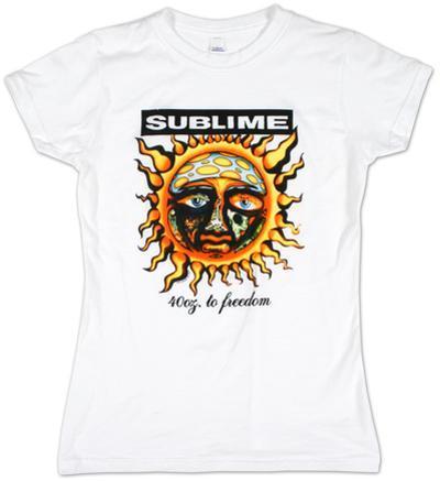 Women's: Sublime - 40 oz. To Freedom