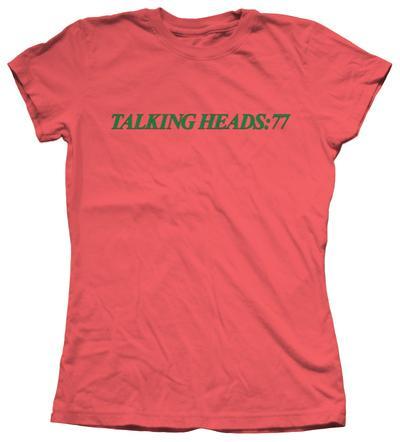 Women's: Talking Heads - 77