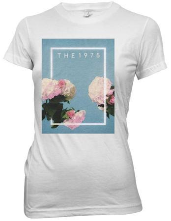 Women's: The 1975 - Floral Logo