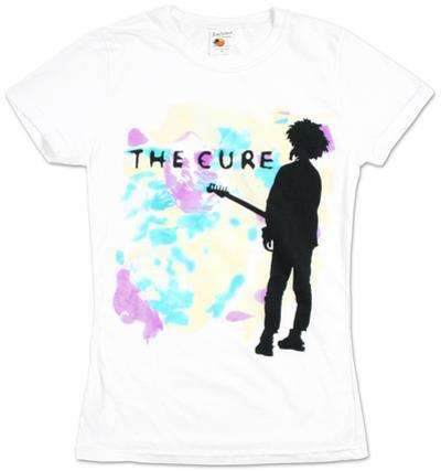 Women's: The Cure- Boy's Don't Cry
