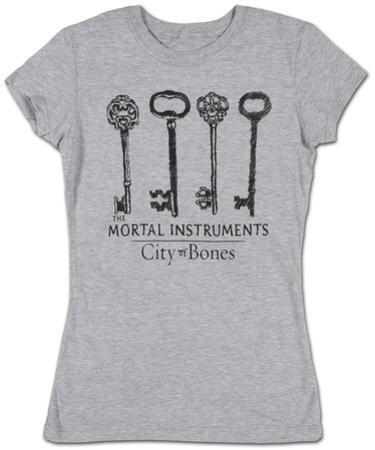 Women's: The Mortal Instruments - Keys