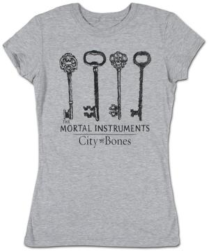 Women's: The Mortal Instruments - Keys