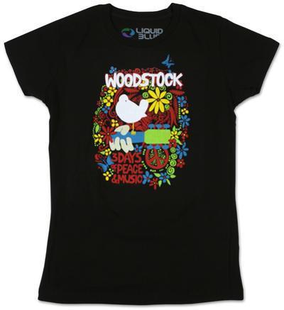 Women's: Woodstock - Aquarian Exposition