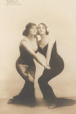 Women Tango Dancers