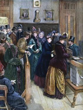 Women Voting, 1888
