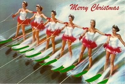 Women Water Skiers