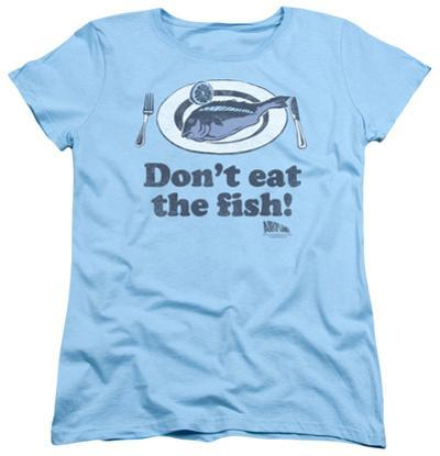 Womens: Airplane - Don't Eat The Fish