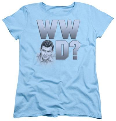 Womens: Andy Griffith - WWAD