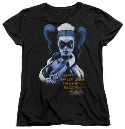 Womens: Batman Arkham Asylum - Arkham Harley Quinn