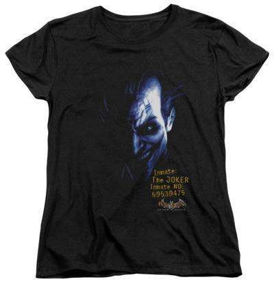 Womens: Batman Arkham Asylum - Arkham Joker