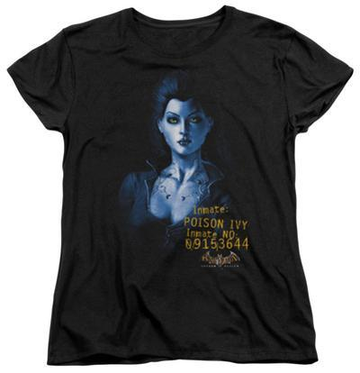 Womens: Batman Arkham Asylum - Arkham Poison Ivy