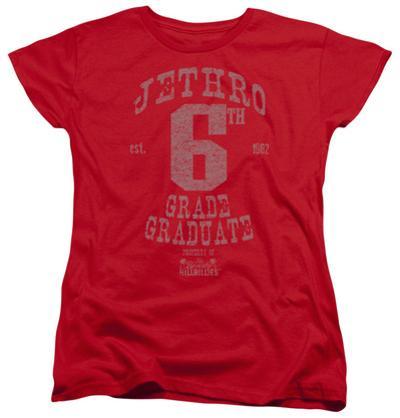 Womens: Beverly Hillbillies - Mr 6th Grade Grad