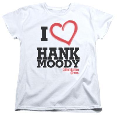 Womens: Californication - I Heart Hank Moody