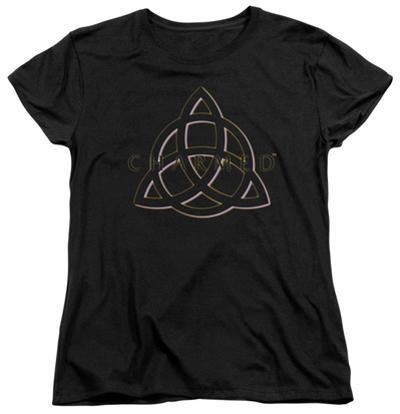 Womens: Charmed - Triple Linked Logo