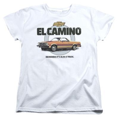 Womens: Chevy- El Camino Incredible Truck