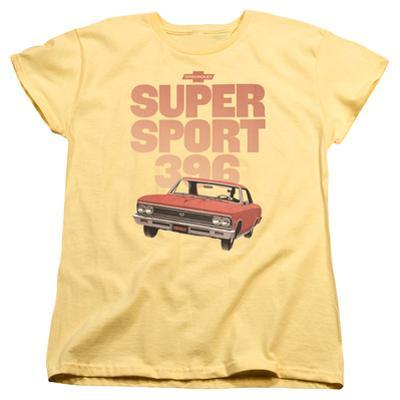 Womens: Chevy- Super Sport 396