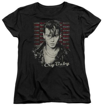 Womens: Cry Baby - Drapes & Squares