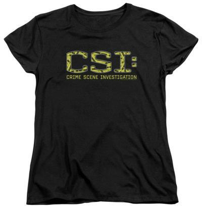 Womens: CSI - Collage Logo