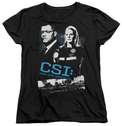 Womens: CSI - Investigate This