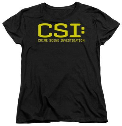 Womens: CSI - Logo