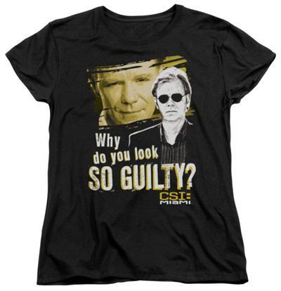 Womens: CSI Miami - So Guilty