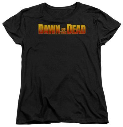 Womens: Dawn Of The Dead - Dawn Logo