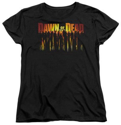 Womens: Dawn Of The Dead - Walking Dead