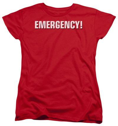 Womens: Emergency - Logo