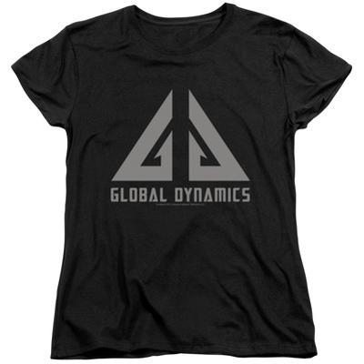 Womens: Eureka - Global Dynamics Logo