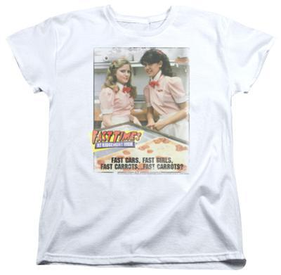 Womens: Fast Times at Ridgemont High - Fast Carrots