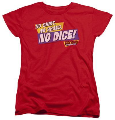 Womens: Fast Times at Ridgemont High - No Dice