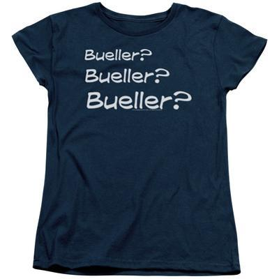 Womens: Ferris Bueller's Day Off - Bueller?