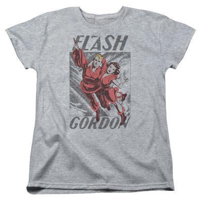 Womens: Flash Gordon- To The Rescue