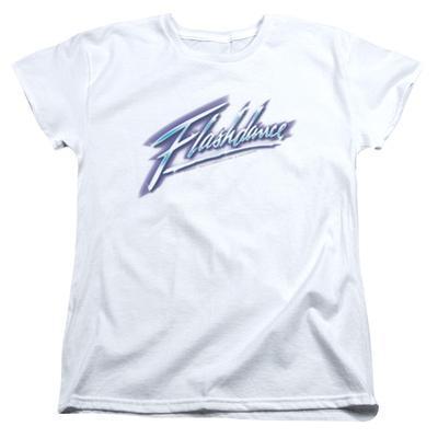 Womens: Flashdance - Logo