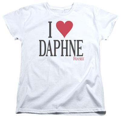 Womens: Frasier - I Heart Daphne