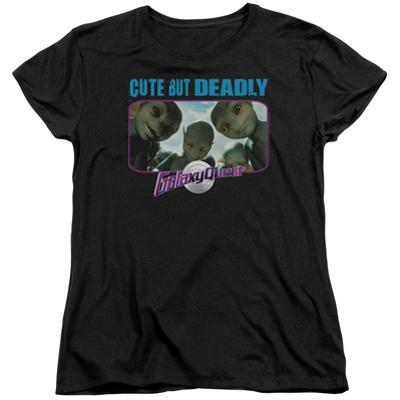 Womens: Galaxy Quest - Cute But Deadly