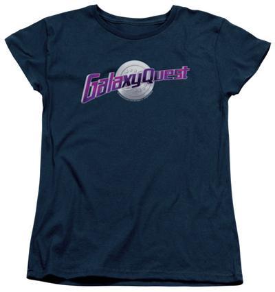 Womens: Galaxy Quest - Logo