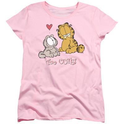 Womens: Garfield - Too Cute