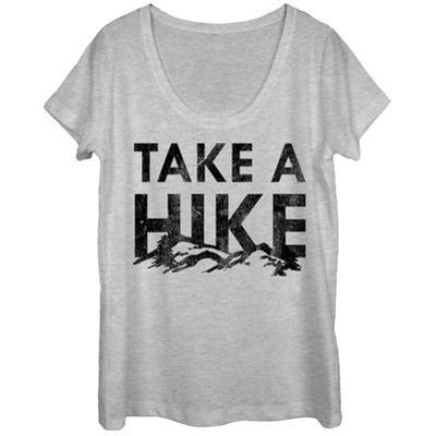Womens: Hike Them Hills Scoop Neck