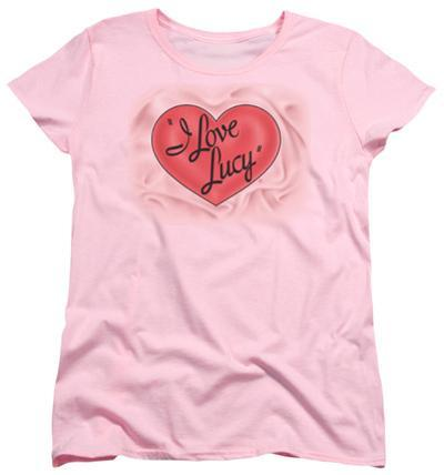 Womens: I Love Lucy - Classic Logo