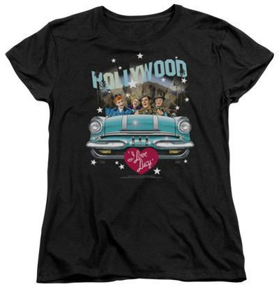 Womens: I Love Lucy - Hollywood Road Trip
