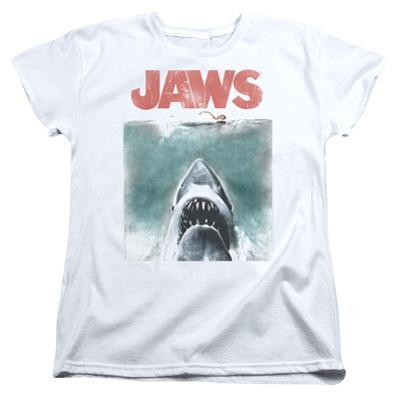 Womens: Jaws - Vintage Poster