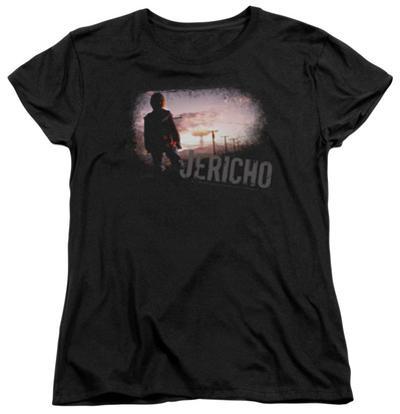 Womens: Jericho - Mushroom Cloud
