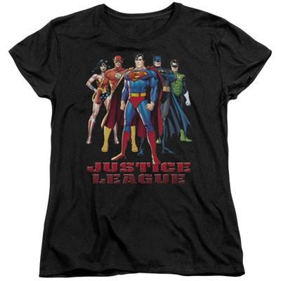 Womens: Justice League - In League